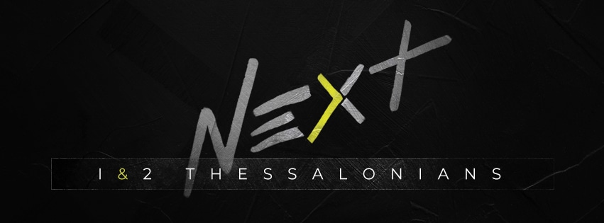 """""""Next"""" Sermon Series"""